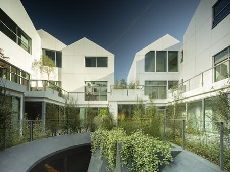 Gardenhouse MAD architects