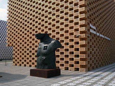Poland Pavilion Laminam