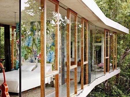 Planchonella House  Jesse Bennett Architect