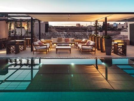 Sant Francesc Hotel Singular CMV architects