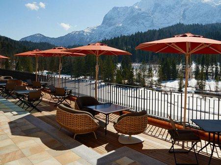 Schloss Elmau Retreat - Luxury Suites & Spa B&B Italia
