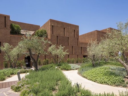 Morocco Pavilion at Expo Milano 2015 OUALALOU+CHOI