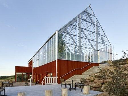 Uppgrenna Nature House Tailor Made Arkitekter