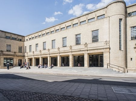 Weston Library  WilkinsonEyre