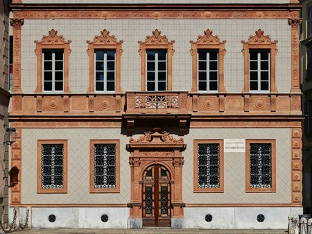 Restauro Casa del Manzoni AMDL CIRCLE | Michele De Lucchi