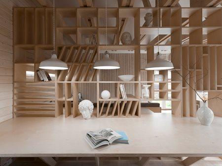 Workroom architects Ruetemple