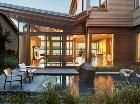 Elliott Bay House FINNE Architects