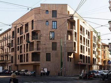 P17 Housing in Milan MODOURBANO