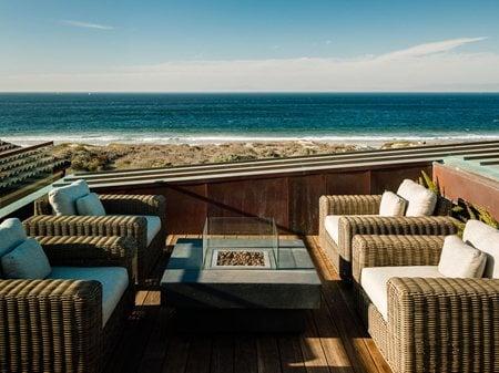 Beach House Monterey Sagan Piechota Architecture