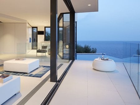 Detached House in Cala Canyet anna podio arquitectura