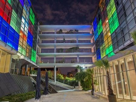 Radisson Blu ES. Hotel King Roselli Architetti