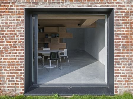 Stable in West Flanders Studio Farris Architects