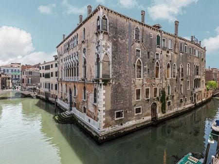 Palazzo Vendramin Alberto Torsello