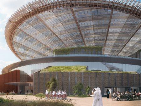 Dubai Expo 2020 Sustainability Pavilion Grimshaw Architects