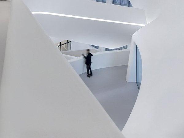 Dongdaemun Design Plaza Zaha Hadid Architects