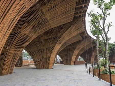 Roc Von Restaurant VTN Architects | Vo Trong Nghia Architects