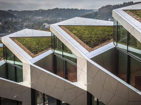 Residential building with 15 units Metaform architects