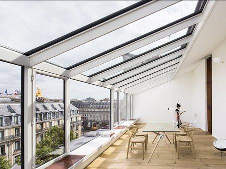 CAP AAVP -  Vincent Parreira Atelier Architecture