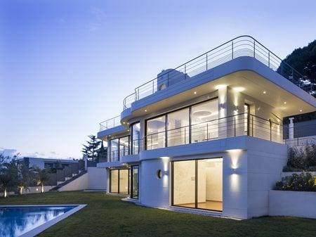 Villa Cannes Pierre  Guidoni
