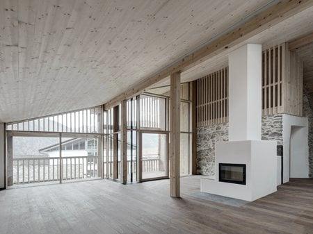 Saxer Hof  KUP Architekten / Kerschbaumer Pichler & Partner