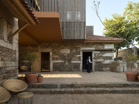 MONVERDE - wine experience hotel FCC Arquitectura