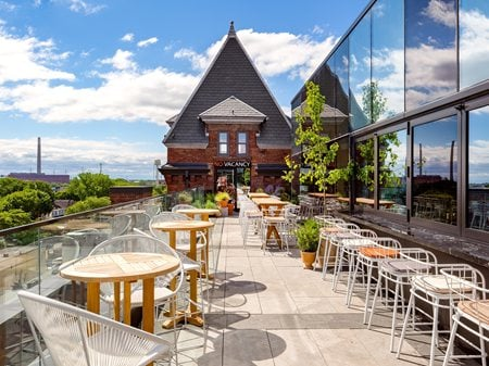 Broadview Hotel  DesignAgency