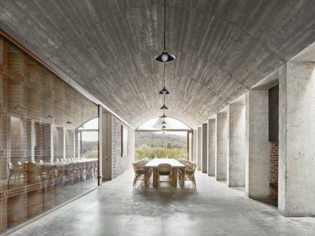 Mont-Ras Winery Víctor Rahola Arquitecte