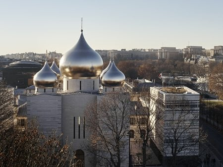 Russian Orthodox Spiritual and Cultural Center Wilmotte & Associés S.A.