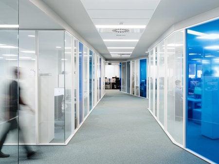 Planeta Training Centre Lagranja Design