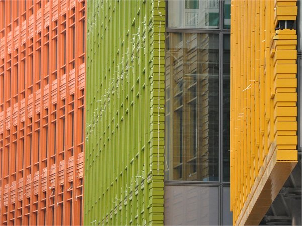 Central St.Giles RPBW - Renzo Piano Building Workshop