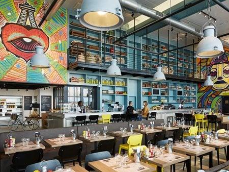 CUP – Cuisine Urbaine Parisienne Studio MHNA - Marc Hertrich & Nicolas Adnet