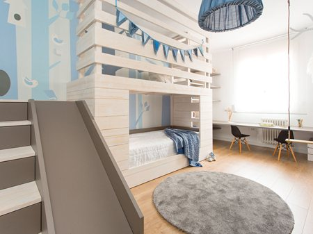 La habitación de Guillem Marta Castellano
