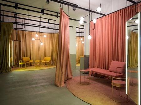 Garderoba concept store BIRO