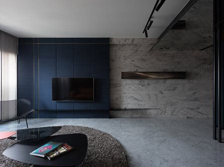 Residence C.A. W&Li Design