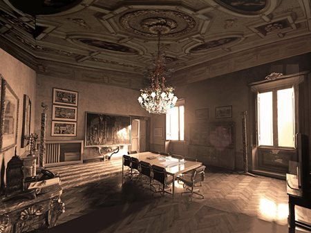 Studio Costa Architecture - Palazzo Giacomo Mattei Studio Costa Architecture