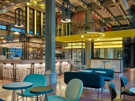 The Commons restaurant & bar Studio Modijefsky
