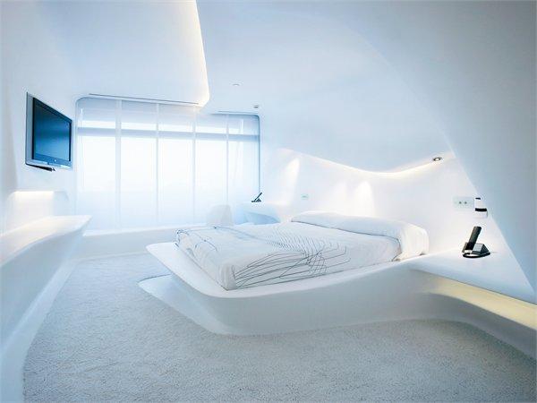 Primo piano Hotel Puerta América Zaha Hadid Architects