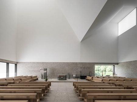 Parish Church Sel Pater Rupert Mayer Poing meck architekten