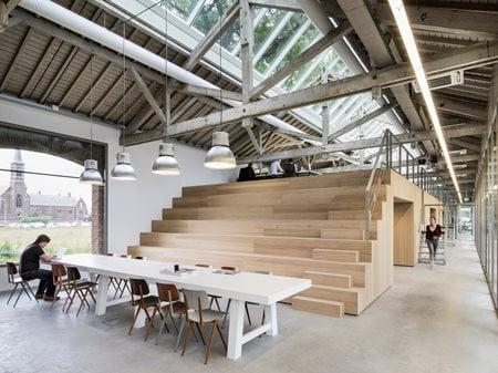 Houtloods Tilburg Bedaux de Brouwer Architecten