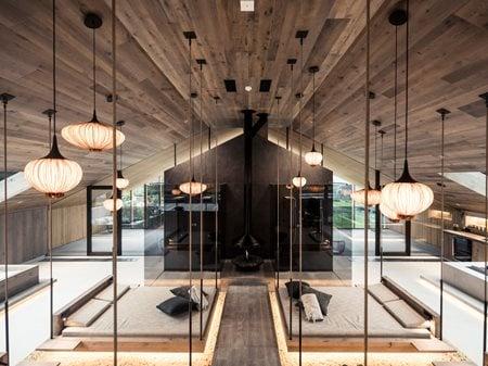 Private Luxury Chalet Purmontes WINKLER HOTELS