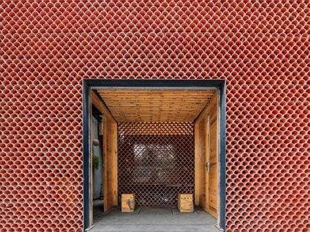 KOI Cafè Farming Architects