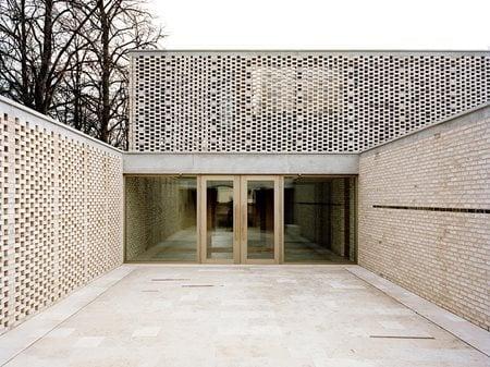New Crematory Architekturbüro Bernhard Maurer