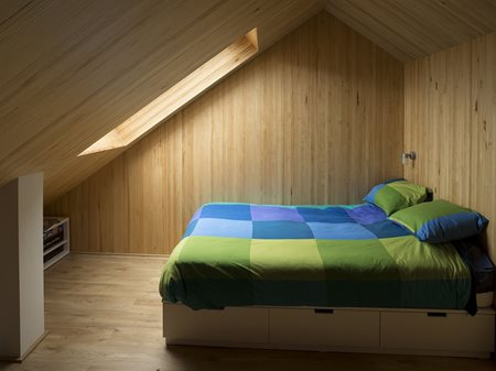 PITCHED house pura arquitectura