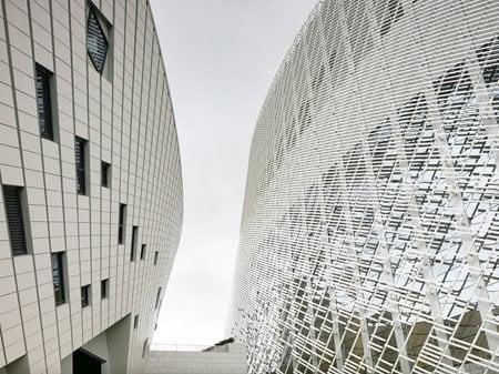 Fuzhou Strait Culture and Art Centre PES-Architects