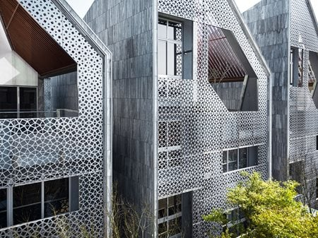 Breathing Houses, Taipei ROEWUarchitecture