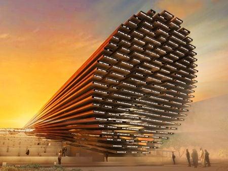 UK Pavilion at Expo 2020 Dubai  Es Devlin