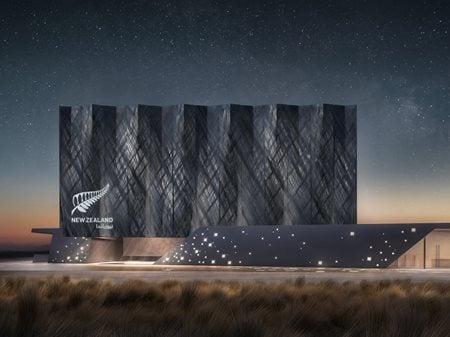 New Zealand Pavilion at Expo 2020 Dubai Jasmax