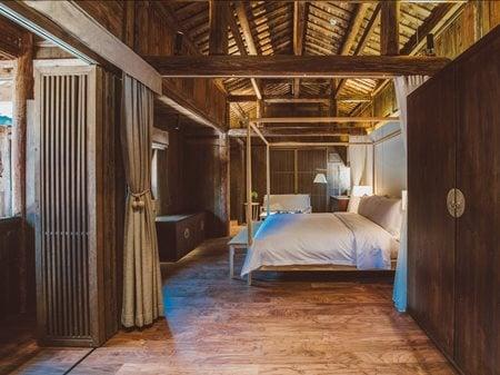 Tsingpu Tulou Retreat Trace Architecture Office