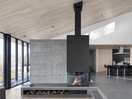 Villa Vingt  Bourgeois / Lechasseur architectes