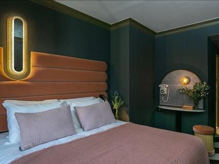 Hotel La Planque  Desjeux Delaye